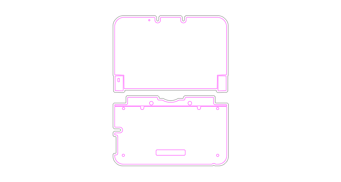 make your own nintendo 3ds xl skin istyles